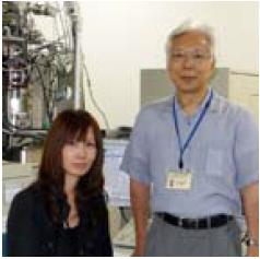 永山國昭(ながやま くにあき)氏(写真右) 香山容子(かやま ようこ)氏(写真左)